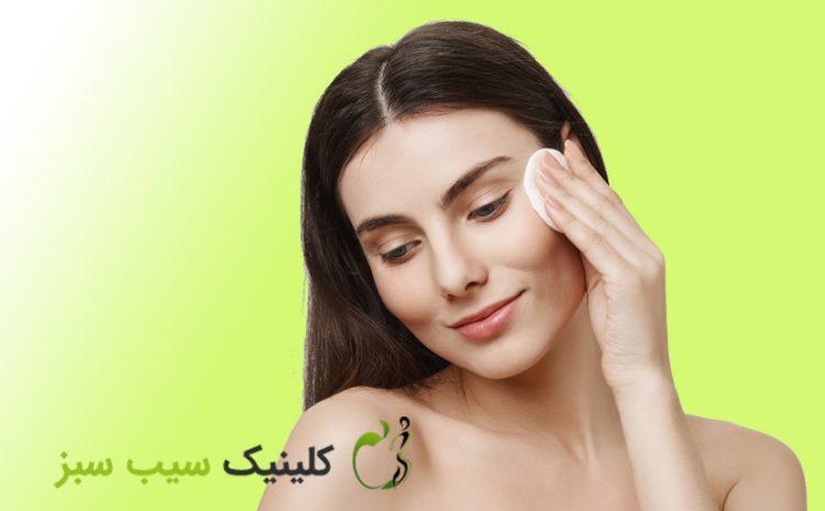 جوانسازی پوست | لایه برداری و پاکسازی پوست | لیفت صورت
