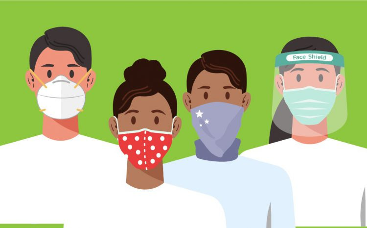 آیا استفاده از محافظ صورت (شیلد) مفید است؟