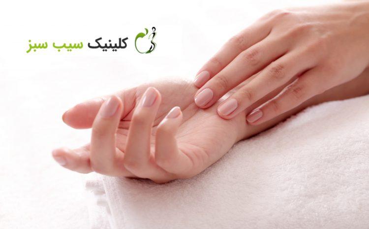 روشهای جوانسازی دست