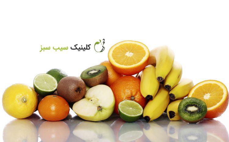 انواع میوههای چاق کننده