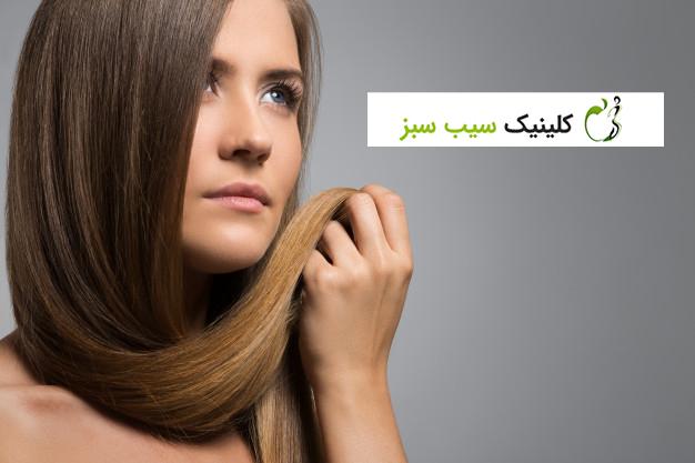 پنج ماده اصلی مرطوب کننده و آبرسانی مو