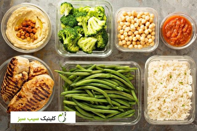"""برنامه رژیم ۷ روزه برای کاهش وزن با """"بیشترین بازه"""" (قسمت ۱)"""