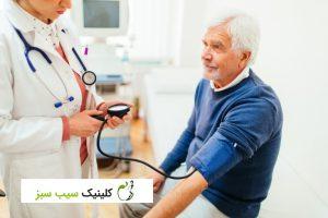 2) فشار خون
